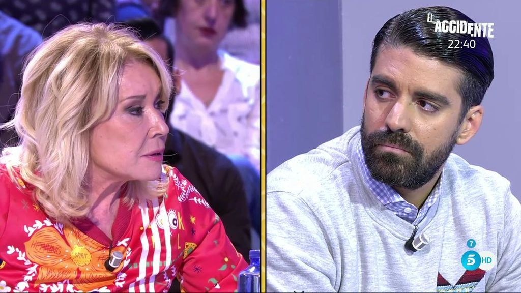 """Mila Ximénez: """"Gustavo no está cuidando nada lo que Mark pueda decir sobre su exmujer"""""""