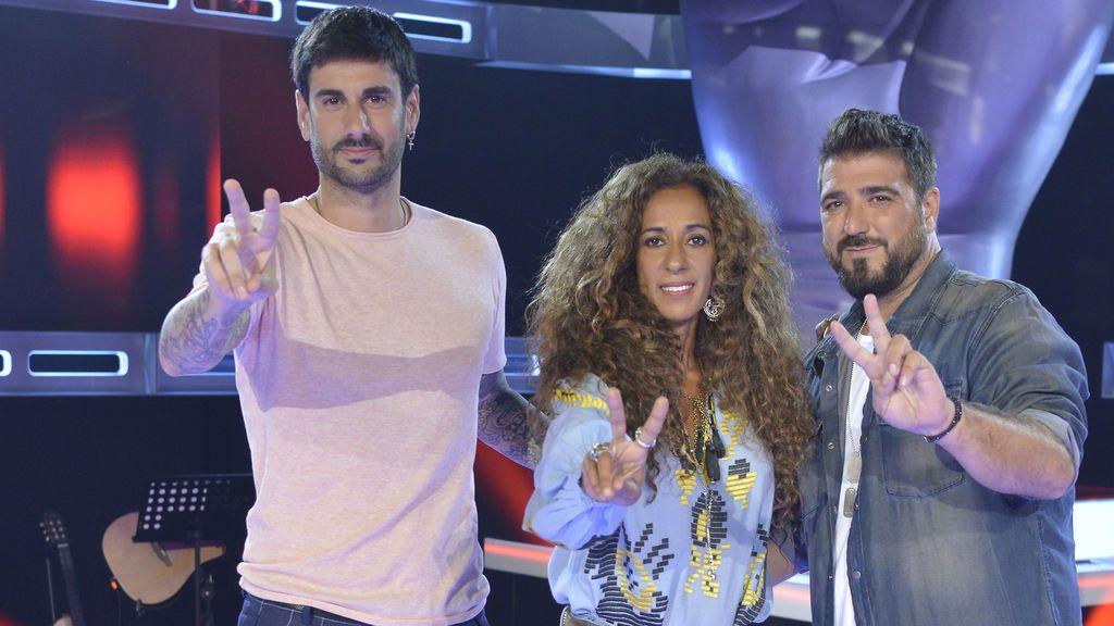 Entretenimiento asegurado en Telecinco con 'La voz kids', 'Got talent' y 'Factor X'
