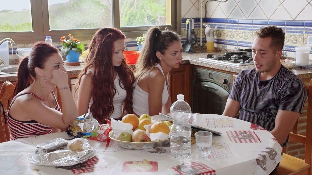 Imágenes del penúltimo programa de la quinta temporada de 'Granjero busca esposa'.