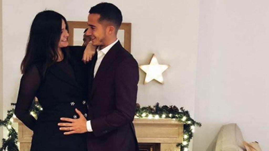 Lucas Vázquez y Macarena Rodríguez, embarazados: repaso un año lleno de hitos