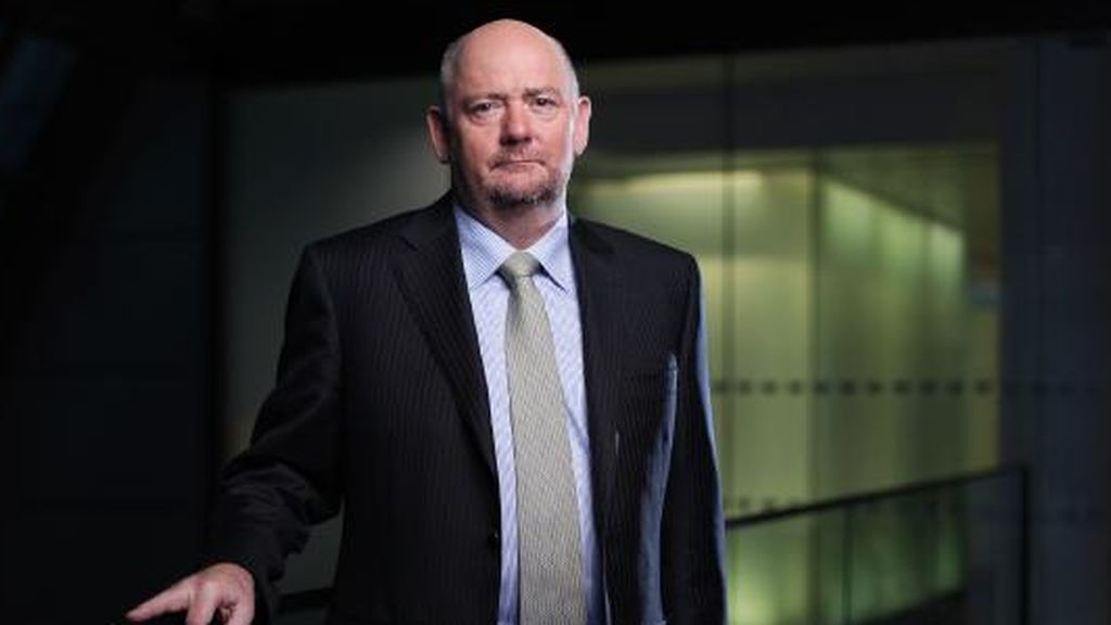 El multimillonario Richard Cousins