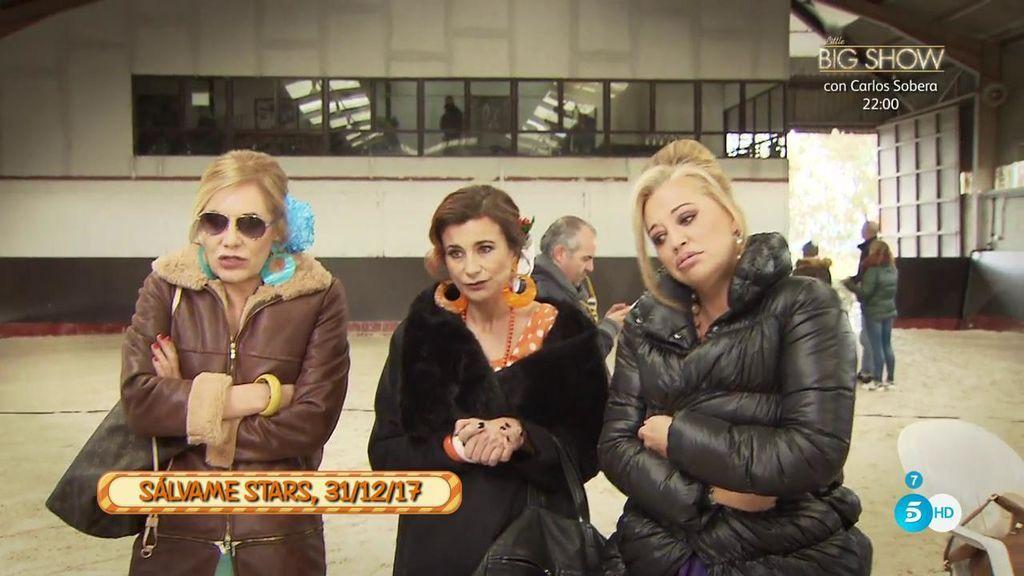 Desafiando al frío: Nos colamos en el backstage del videoclip de 'Cántame'