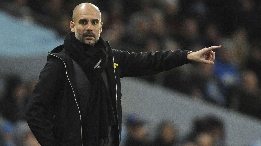 """Guardiola: """"Con el calendario de la Premier, vamos a acabar matando a los jugadores"""""""