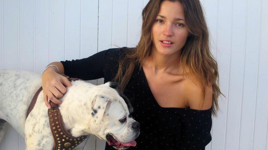 """Malena Costa se despide de su perrita Llisa: """"Gracias por tanto a cambio de nada"""""""
