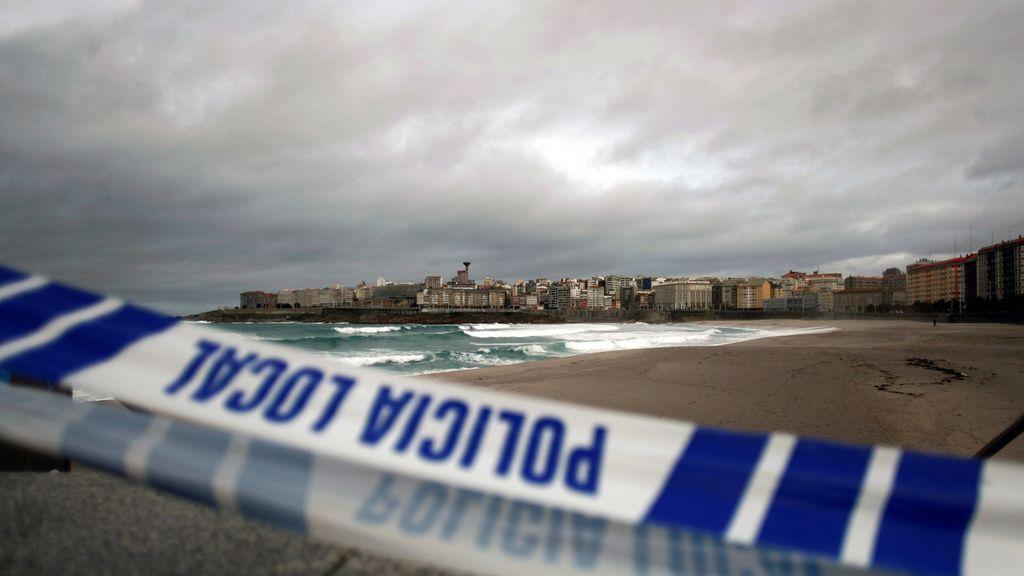 Aviso de riesgo importante por olas de hasta 7 metros en zonas costeras del norte