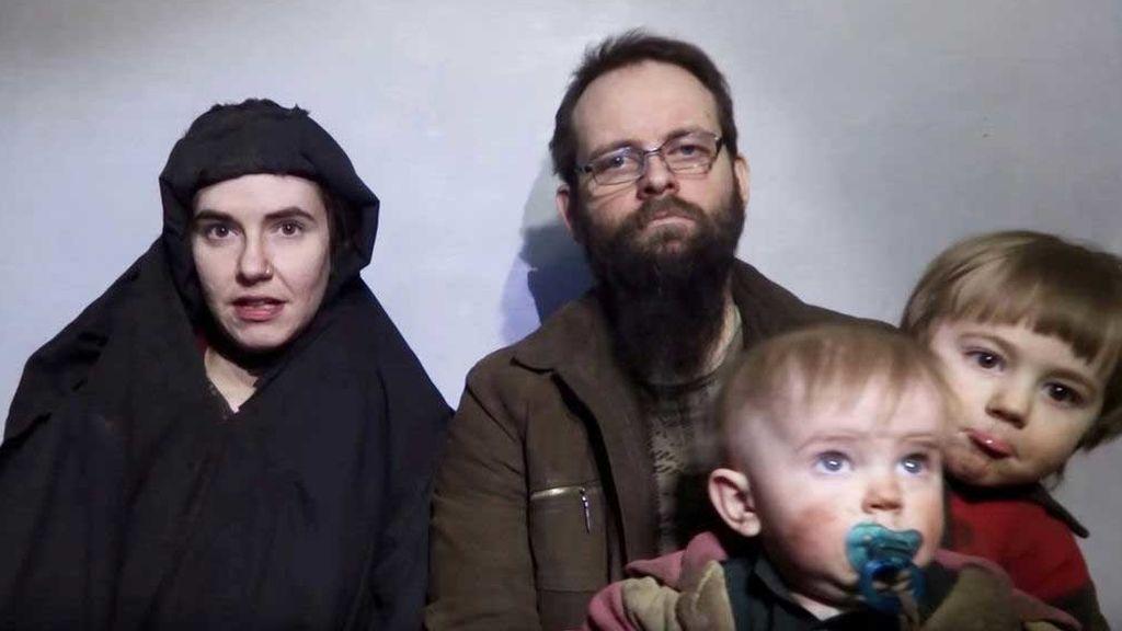Imputado por agresión sexual Joshua Boyle, el secuestrado con su mujer durante cinco años por los talibán