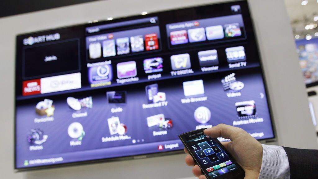Tu teléfono podría estar espiando lo que ves en televisión