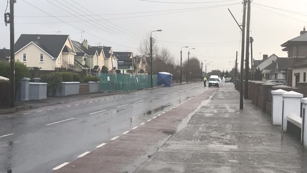 Un muerto y dos heridos por varios ataques en la ciudad irlandesa de Dundalk