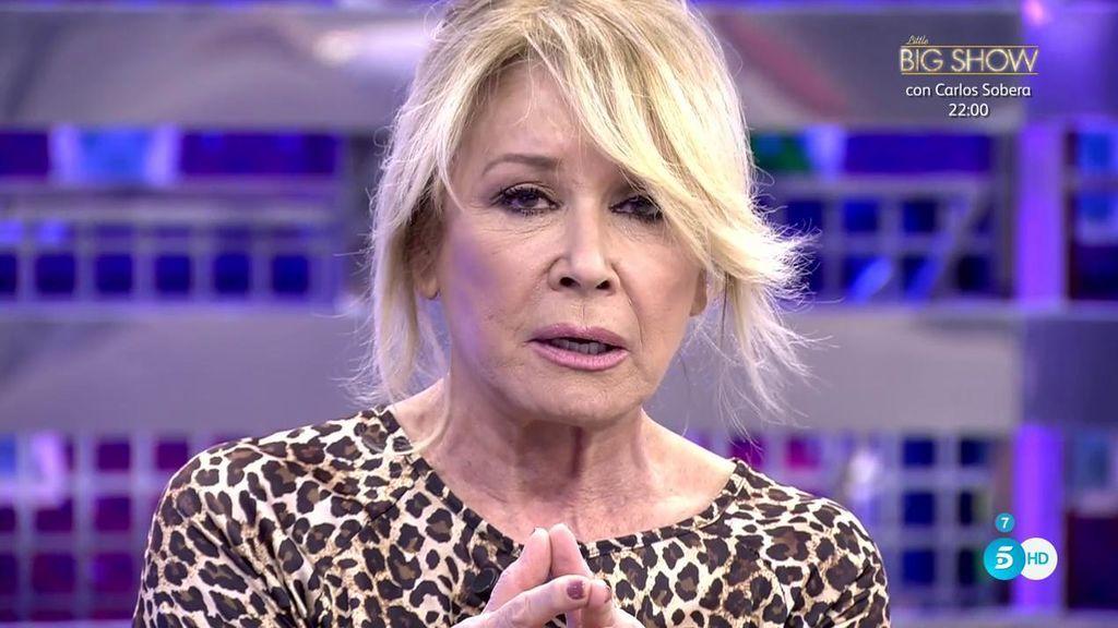 """Mila, a Beatriz Trapote: """"Sin estos sinvergüenzas no habríais pagado facturas"""""""