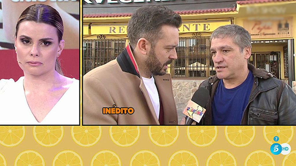 """Gustavo González, de María Lapiedra: """"Hay titulares que me han dolido"""""""