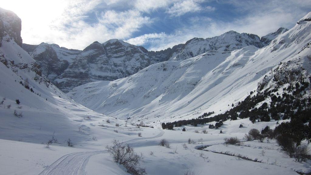 Pirineo, ideal para toda la familia