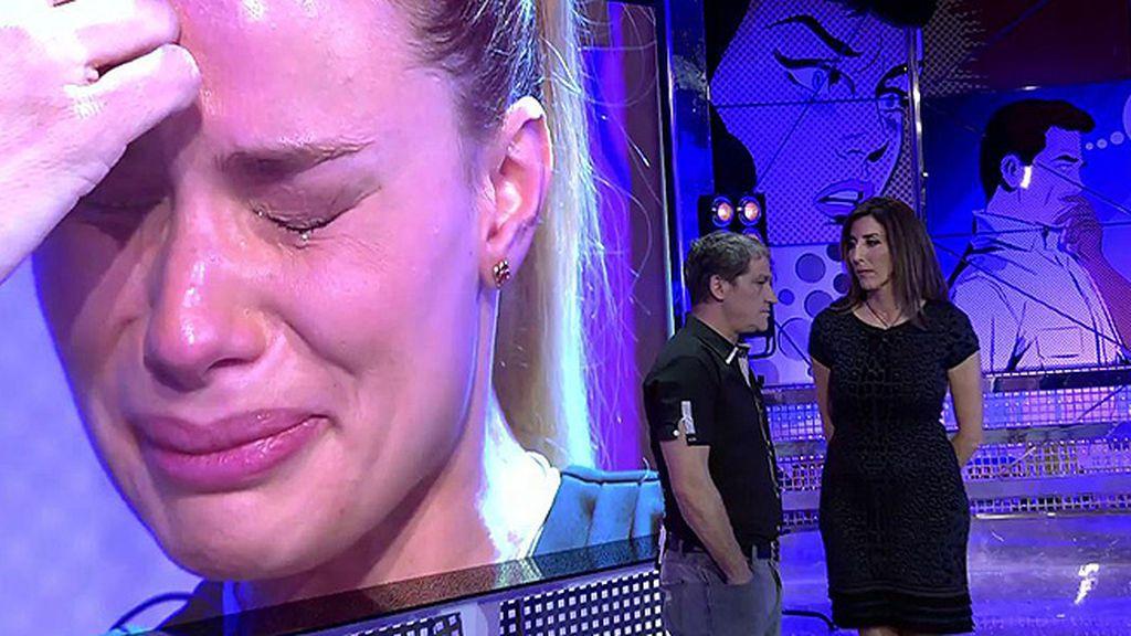 """Gustavo González: """"Intento poner una sonrisa pero para mí esto es muy doloroso"""""""