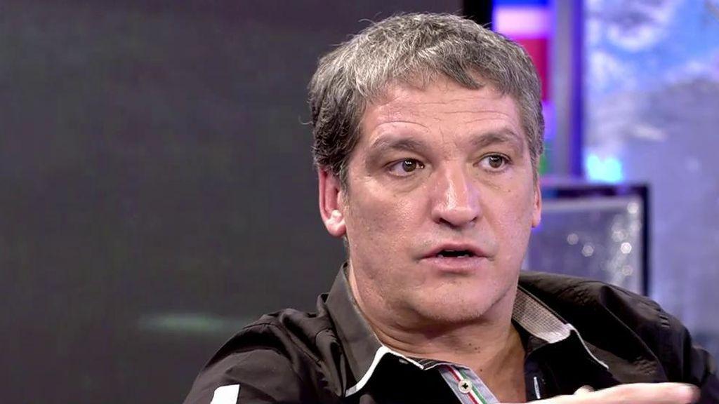 Gustavo González, en shock ante las informaciones de María Lapiedra