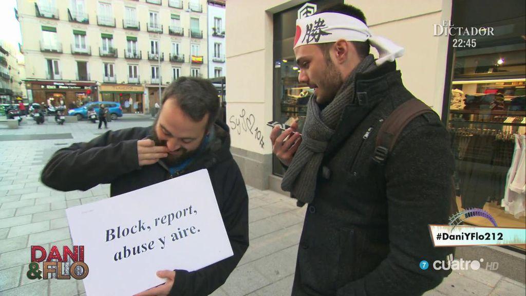Un 'Banzai' al límite: Hace llorar a su madre por 50 euros