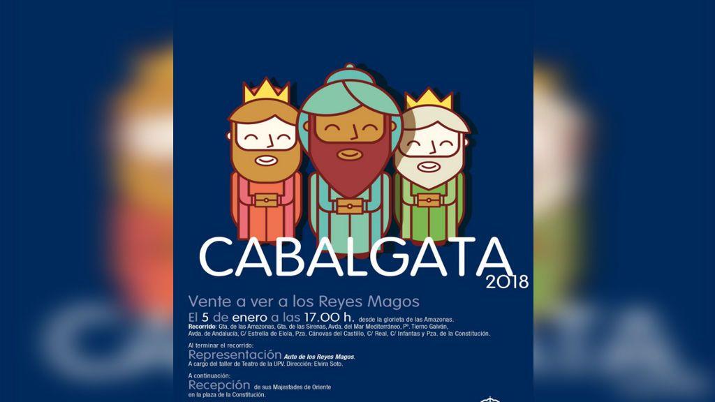 Polémica en la cabalgata de Valdemoro: el PP critica que el Rey Baltasar sea una concejala de IU