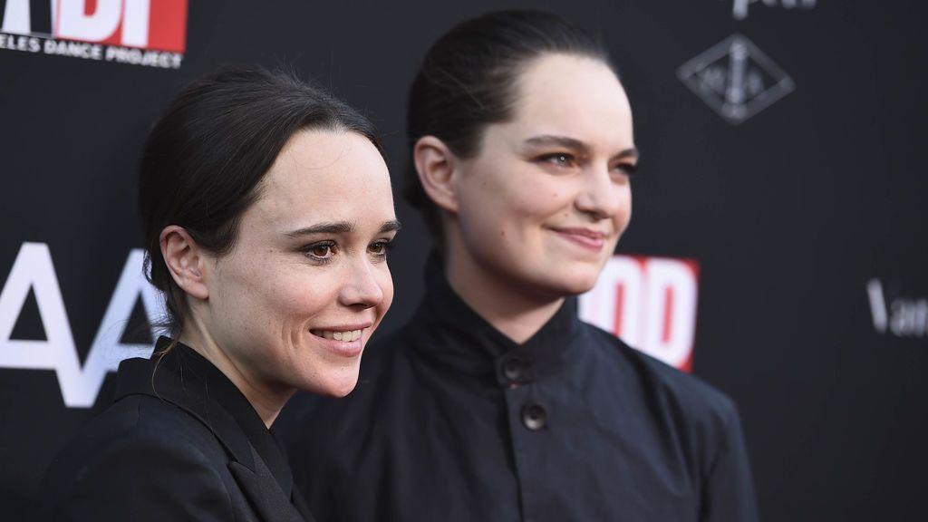 La actriz Ellen Page se casa con su novia por sorpresa
