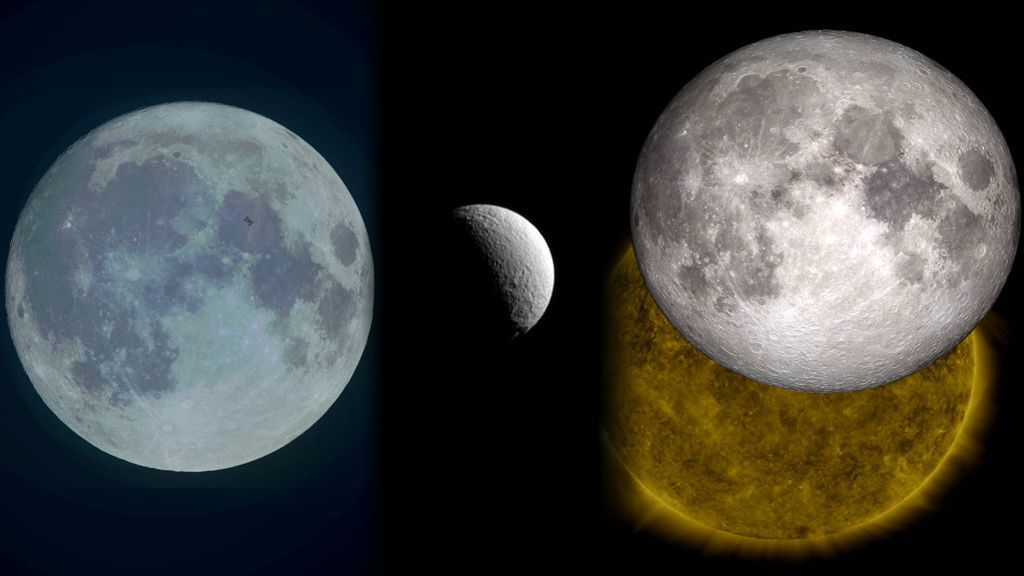 Tres lunas en una: el 31 de enero veremos una superluna,un eclipse lunar total y una Luna azul