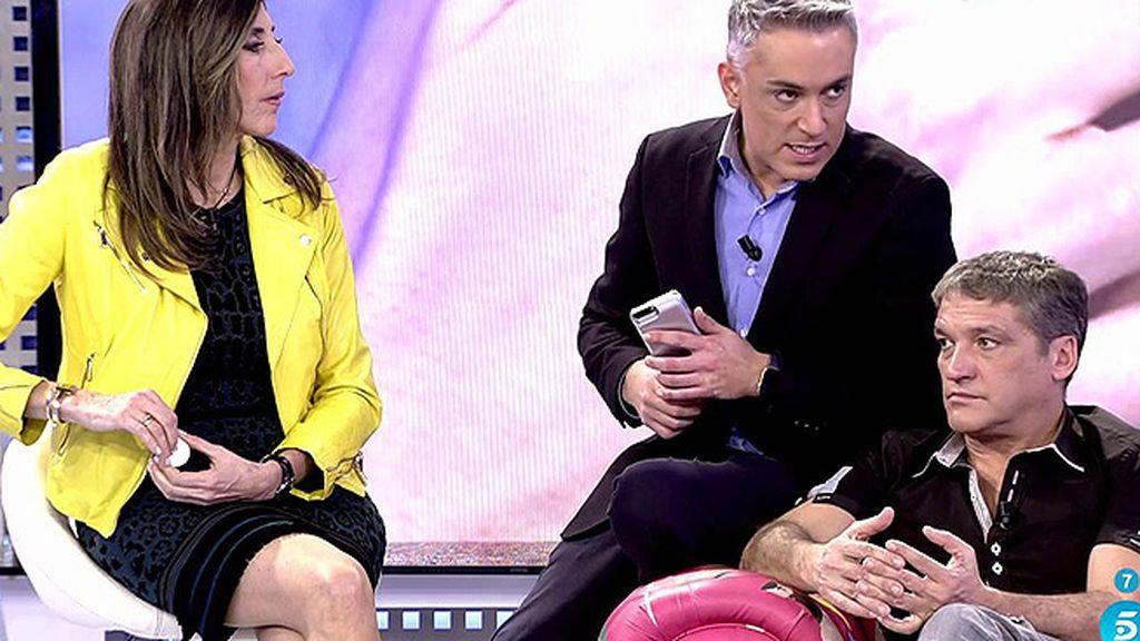 Kiko Hernández desvela el presunto trabajo oculto de María Lapiedra