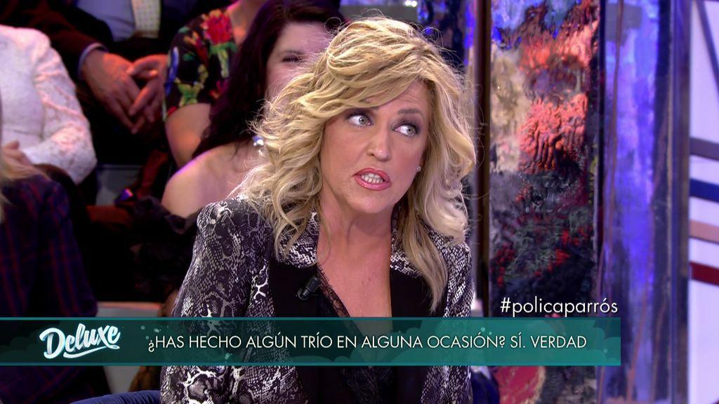 """Alonso Caparrós: """"Tengo la fantasía de montármelo con Lydia y Mila"""""""