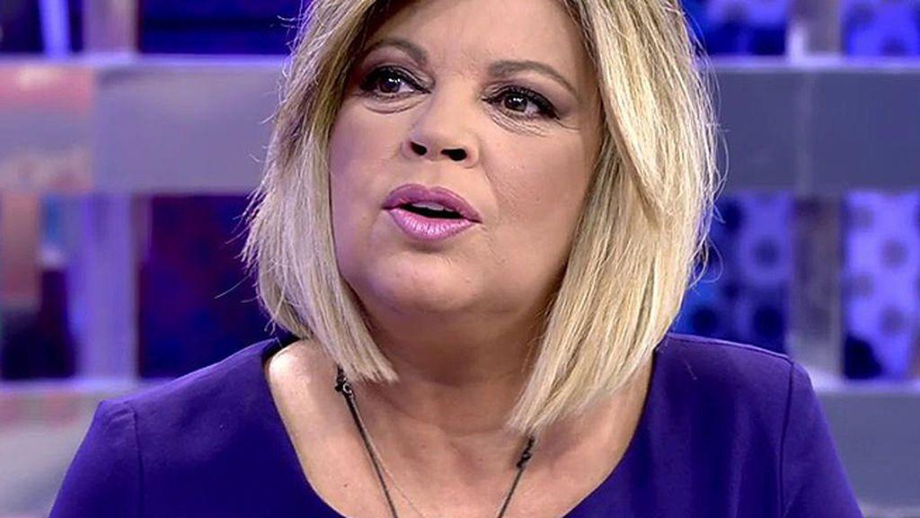 """Terelu Campos: """"Me siento muy orgullosa de Andrea y de Belén Esteban"""""""