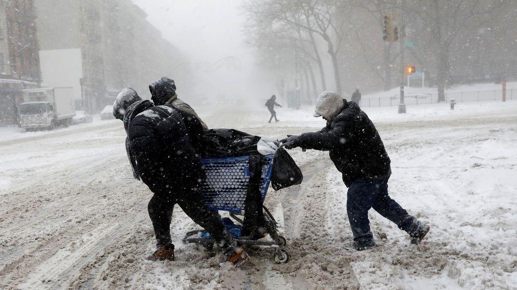 ¿Qué es un ciclón bomba? El fenómeno meteorológico que está poniendo en jaque a Estados Unidos