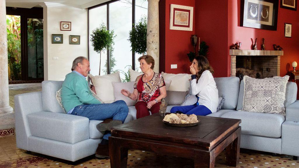 Imágenes de 'Mi casa es la tuya: Gente de Paz', edición especial del programa que presenta Bertín Osborne en Telecinco.