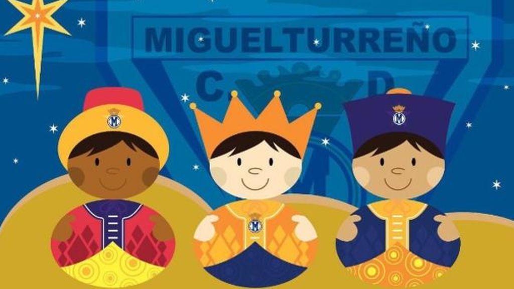 Un equipo de fútbol de Ciudad Real pide ayuda a los Reyes Magos tras sufrir un robo en su vestuario