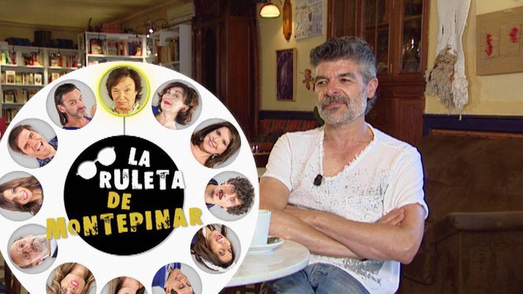 """Coque analiza a doña Fina en 'La ruleta de Montepinar': """"No hay quien la tosa"""""""