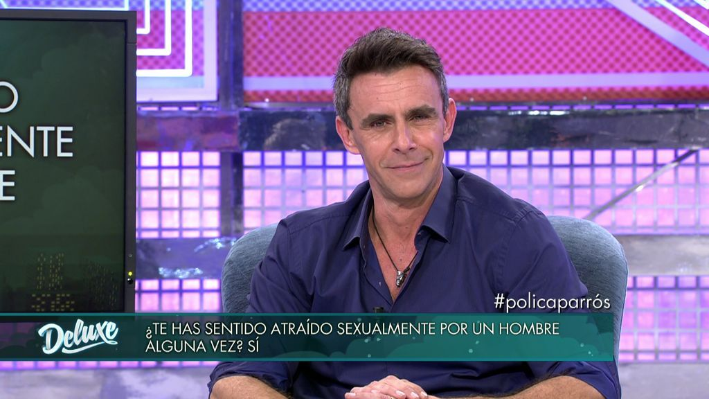 Alonso Caparrós afirma haberse sentido atraído sexualmente por un hombre