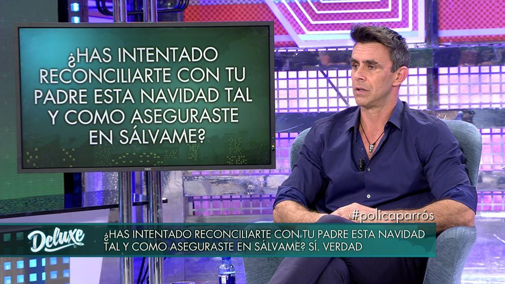 ¿Reconciliación a la vista? Alonso Caparrós desea zanjar los problemas con sus padres