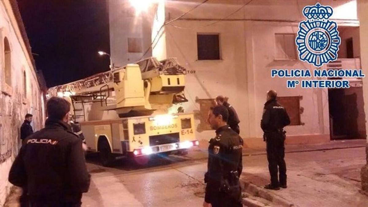 Detenida en Cádiz por dejar a sus dos hijos solos durante horas en su domicilio