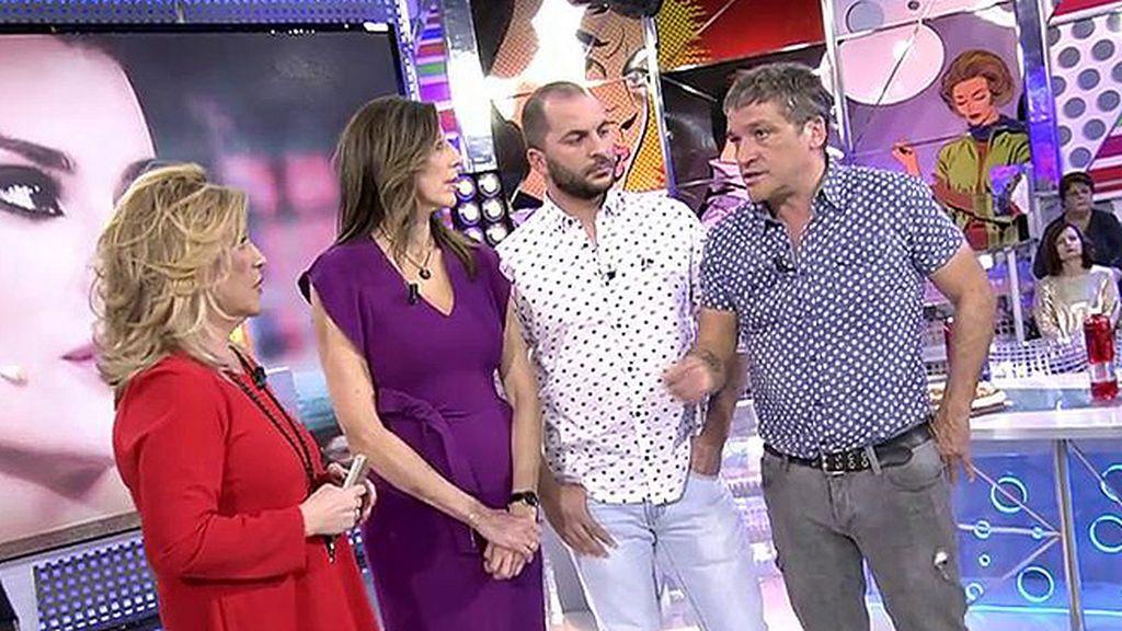 Gustavo González asegura que María Lapiedra está muy afectada por la polémica sobre un presunto trabajo oculto