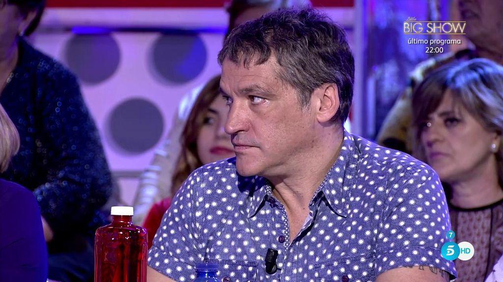 """Gustavo González: """"Necesito aclarar cosas con María"""""""