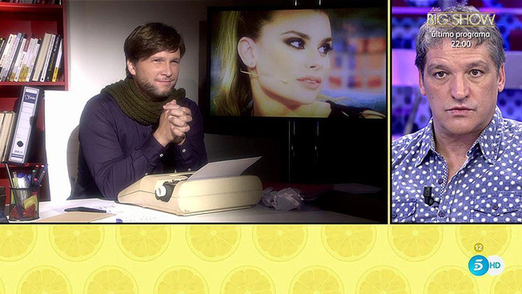 """María Lapiedra detalló cómo salir en la tele saliendo con un famoso """"casado"""""""