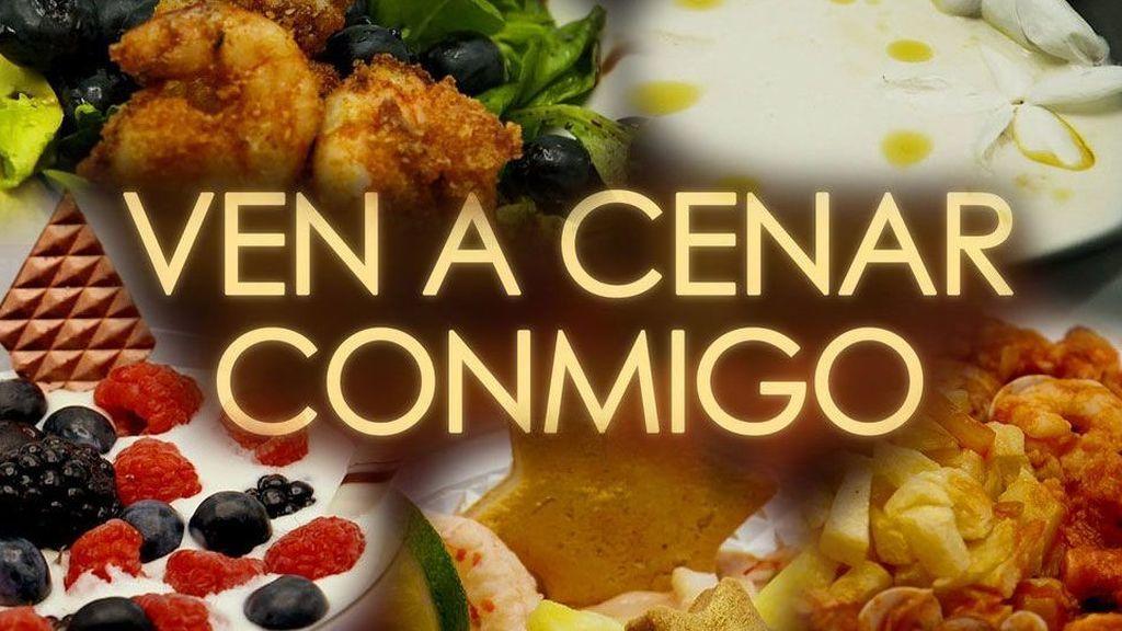 ¡Vota por tu plato favorito de esta semana en 'Ven a cenar conmigo'!
