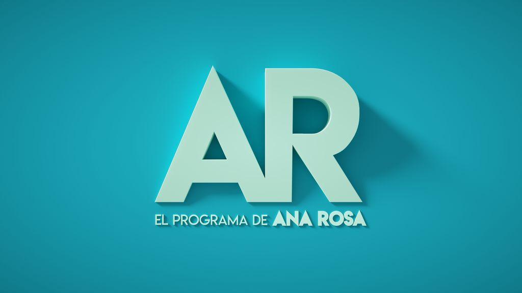 Logo de 'El programa de Ana Rosa' para 2018.