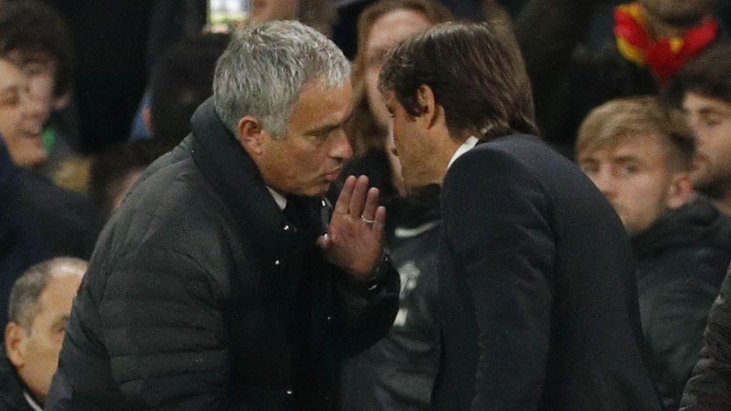 """Mourinho y su zasca a Conte: """"A mí nunca me sancionarán por amañar partidos"""""""