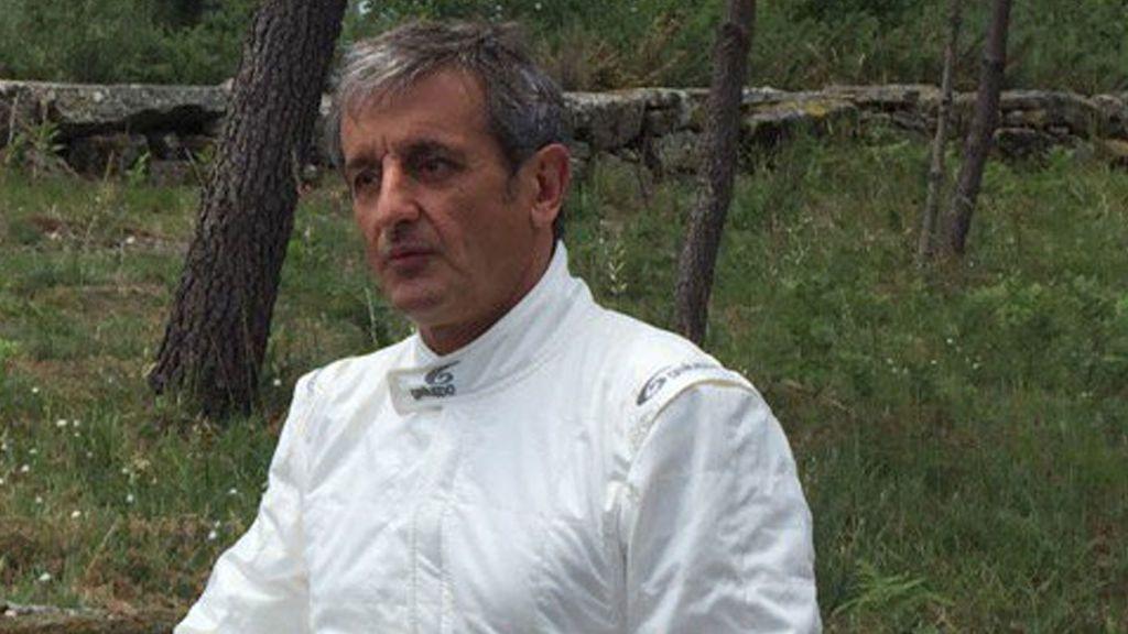 El excopiloto Luis Moya, intervenido de un aneurisma cerebral