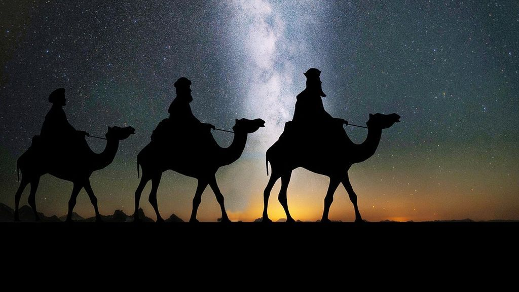 ¡Los Reyes Magos llegan a casa de los VIPs! 👑 El 6 de enero de Nagore Robles, Carmen Alcayde y Paula Echevarría