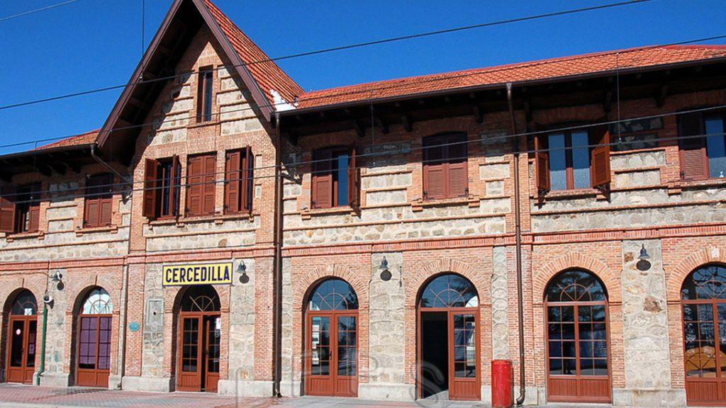 Cercanías suspende el servicio en tren  y en autobús entre Cercedilla y Segovia