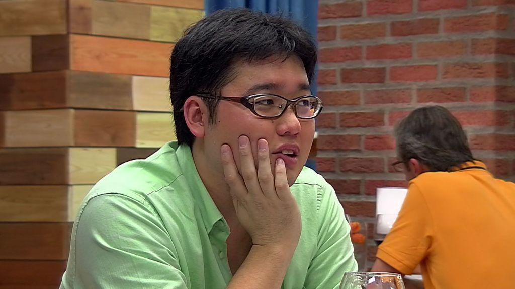 Masashi se lamenta por no ser coreano y confunde a Sobera con Arguiñano