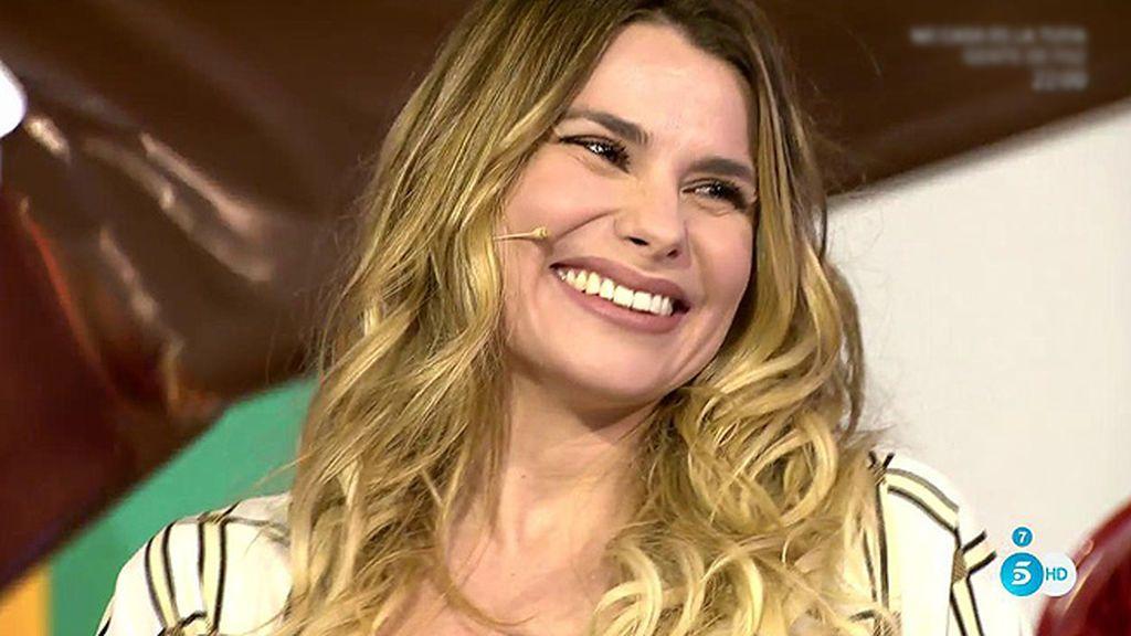 ¡María Lapiedra es la nueva colaboradora de 'Sálvame'!