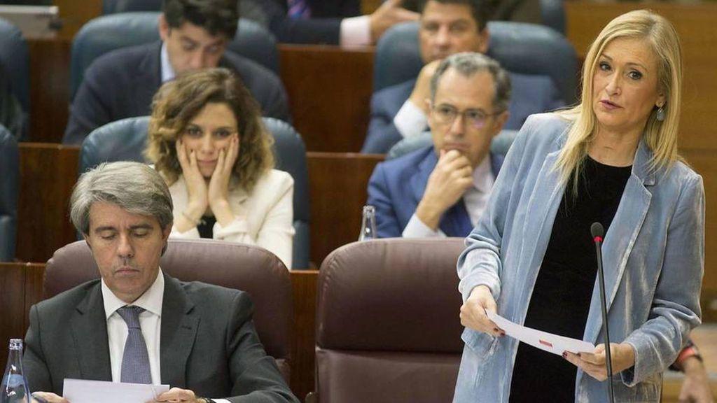 PP abandona la Comisión de Investigación de Corrupción de la Asamblea de Madrid