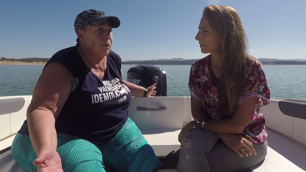 "Francisca, ecologista que denunció el proyecto de Valdecañas: ""Me han llegado a tirar cócteles molotov"""