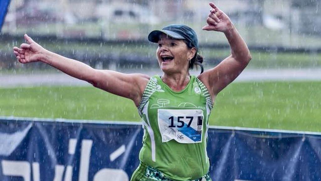 """""""Siempre recordaremos la alegría que transmitías"""" Fallece arrastrada por una ola en Asturias mientras entrenaba para la Maratón de Sevilla"""