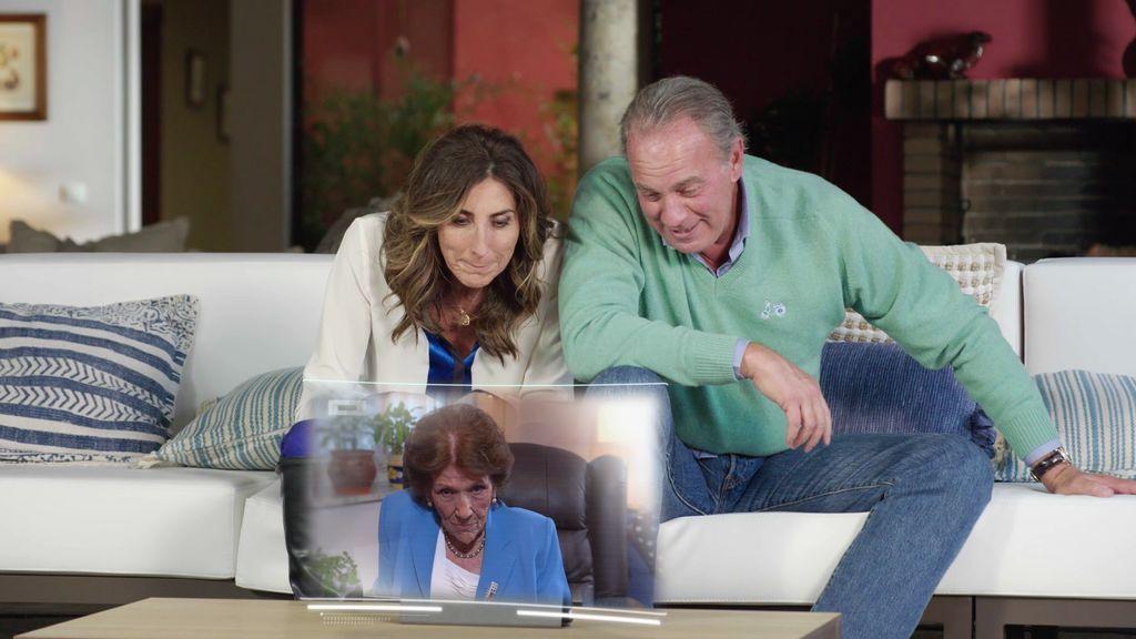 """La madre de Paz Padilla nos cuenta su """"historia de amor imposible"""" con Paolo Vasile"""