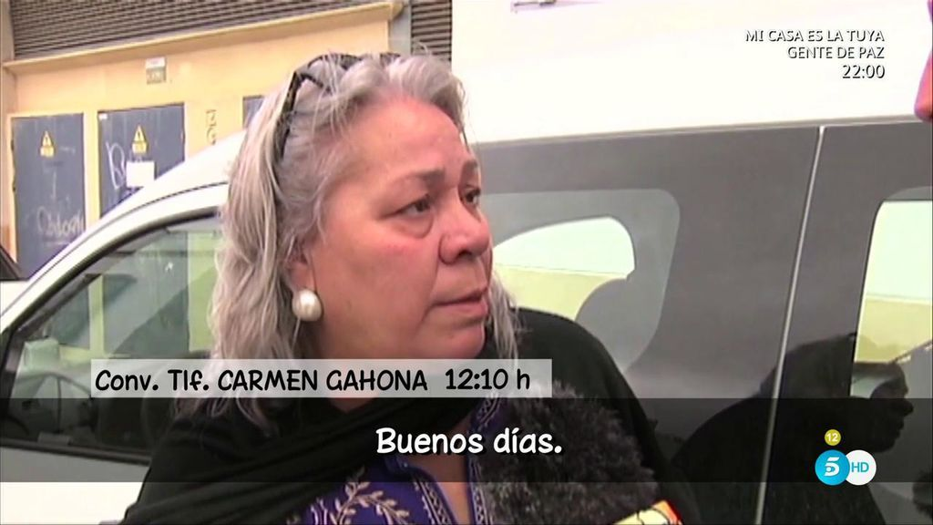 Carmen Gahona, Lydia Lozano y sus 'zascas'