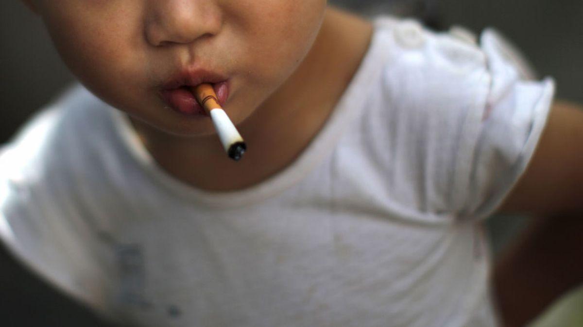 Un pueblo portugués anima a los niños a fumar durante las festividades navideñas