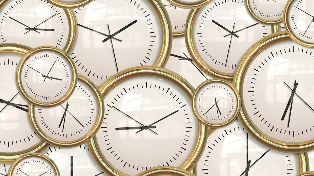 Las razones por las que el tiempo pasa más rápido cuando nos hacemos mayores