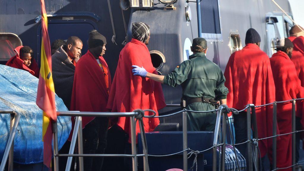 Más de 50 desaparecidos en el primer gran naufragio del año en el Mediterráneo